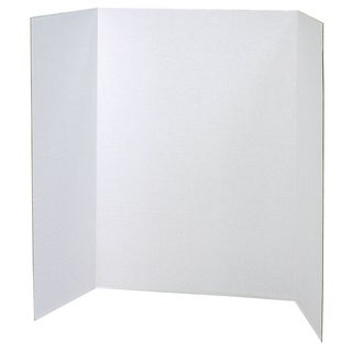 Pacon White 48 x 36 Spotlight Presentation Boards