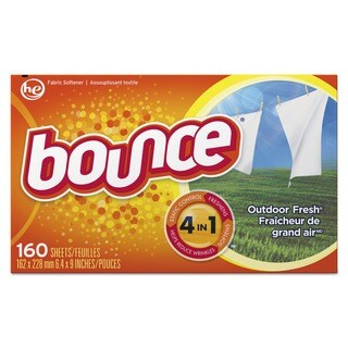 Bounce Fabric Softener Sheets (Case of 960)