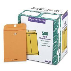 Clasp 6 x 9 Envelope (Case of 500)