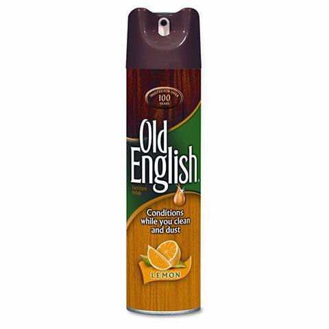 Old English Furniture Polish (Case of 12)