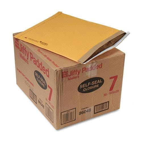 Jiffylite Padded Self-Seal Mailer 14 1/4 x 20 (Case of 50)