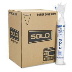 SOLO Cone Water Cups (Case of 5,000)