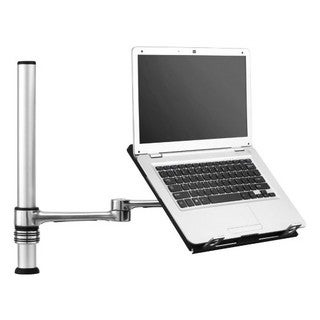 Visidec Single notebook articulated desk arm