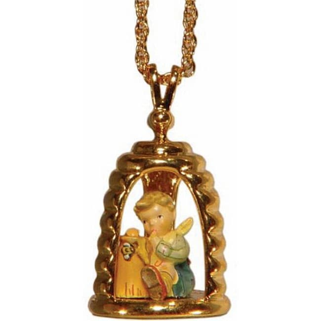 Hummel Collector Club 'Honey Lover' Pendant