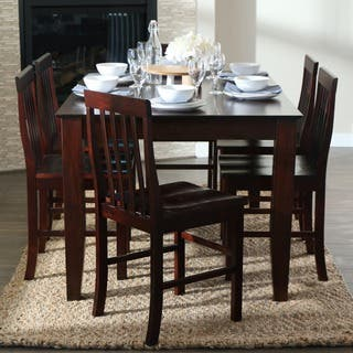 traditional dining room tables. 60 inch Espresso Wood Dining Table Traditional Room  Kitchen Tables For Less Overstock com