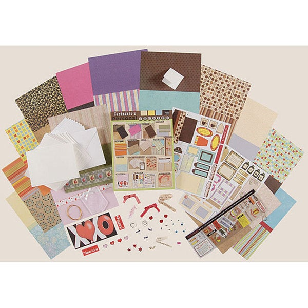 January '07 Cardmaker's Personal Shopper Set