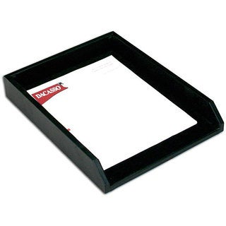 Dacasso 1000 Series Leather Front-load Letter Tray (4 options available)