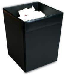 Dacasso 1000 Series Classic Leather Square Waste Basket|https://ak1.ostkcdn.com/images/products/4370982/21/389/Dacasso-1000-Series-Classic-Leather-Square-Waste-Basket-P12338616.jpg?impolicy=medium