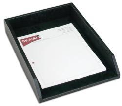 Dacasso Leather Front-Load Legal-Size Tray