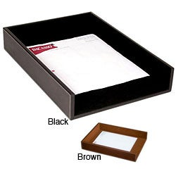 Dacasso 3200 Series Leather Front-Load Legal Tray