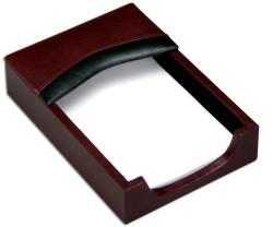 Dacasso 1000 Series Classic Leather Memo Holder