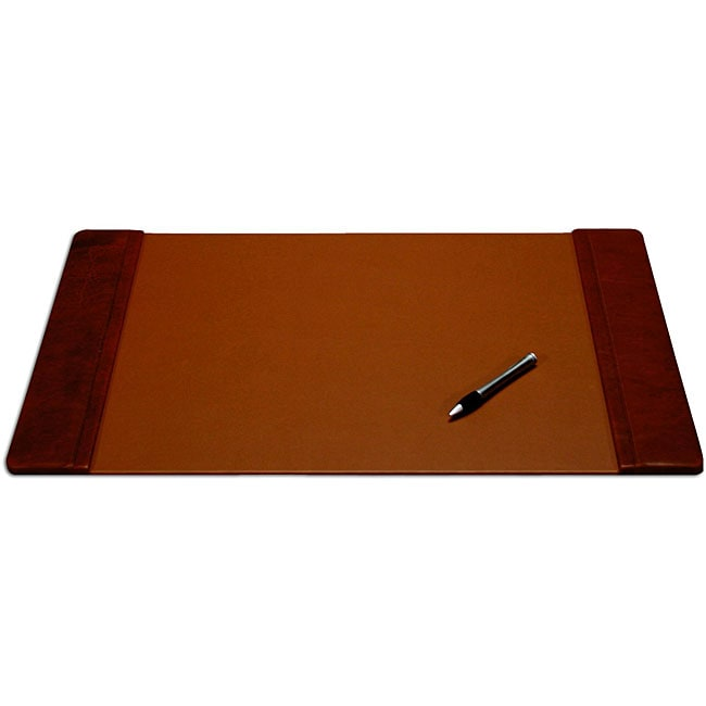 Dacasso Leather 25x17-inch Side Railed Desk Pad