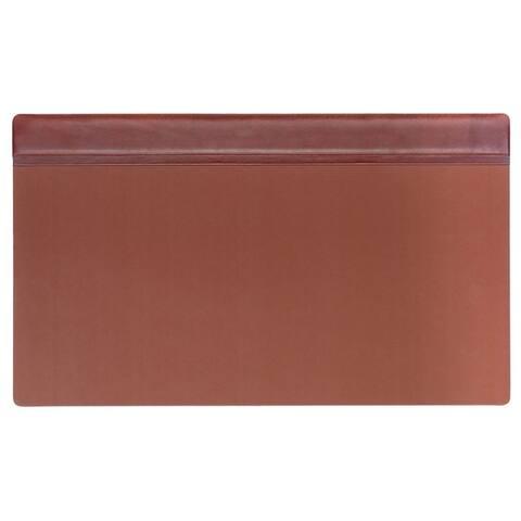 Dacasso Leather 34 x 20-inch Top-Rail Desk Pad - 34 x 20 - 34 x 20