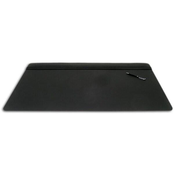 Dacasso Leather 34 x 20-inch Top-Rail Desk Pad - 34 x 20