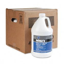 Misty Glass & Mirror Cleaner with Ammonia (Pack of 4)