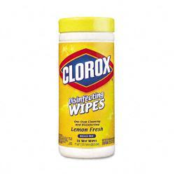 Clorox Disinfecting Wipes (Case of 12)