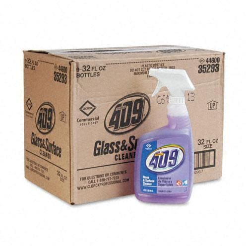 CLOROX Formula 409 Glass and Surface Cleaner (Pack of 9),...