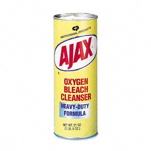 Ajax Oxygen Bleach Powder Cleanser (Case of 24), Grey chrome