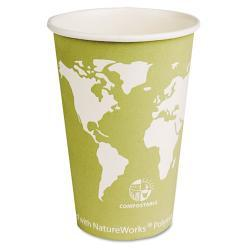 Eco-Products Eco 16 oz Paper Hot Cup (Case of 1000)