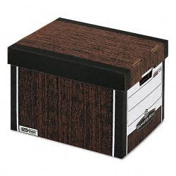 Bankers Box R-KIVE Letter/ Legal Storage Boxes (Pack of 4)