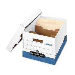 Bankers Box Dividerbox Legal/ Letter Storage Boxes (Case of 12)