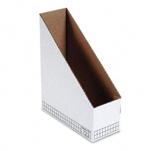 Fellowes Bankers Box Corrugated Magazine File (Case of 12...