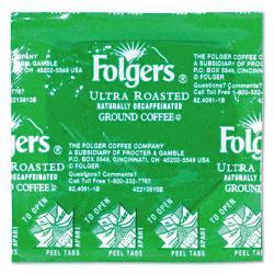 Folgers Premeasured Decaffeinated Coffee Packs (Case of 42)