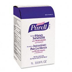 PURELL Instant Hand Sanitizer NXT Refill (Case of 8)