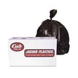 Jaguar Plastics Rolls Industrial Commercial-Grade Drum Liners (Case of 50)