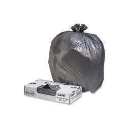 Jaguar Plastics 56 Gallon Commercial Can Liners (Case of 100)