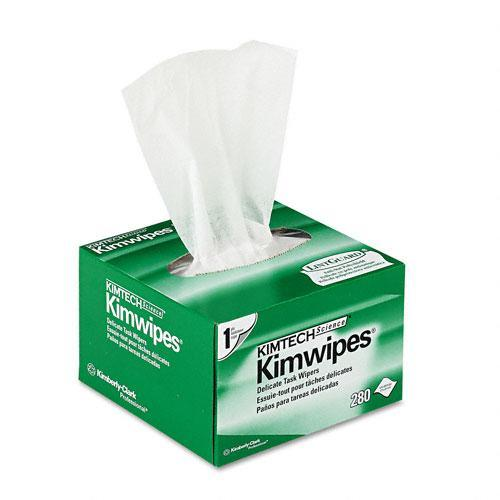 KIMTECH SCIENCE KIMWIPES Delicate Task Wipers (Case of 30)