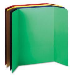 Pacon Assortted 48 x 36 Spotlight Presentation Boards (Case of 4)