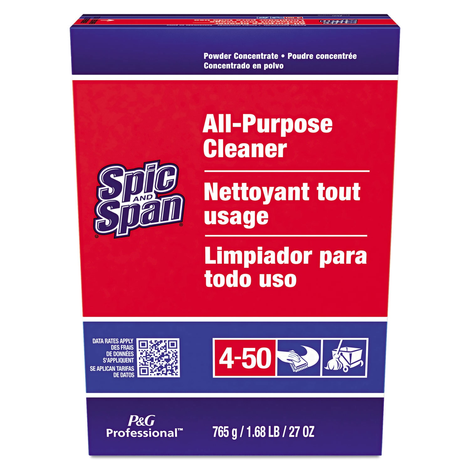 Procter & Gamble Spic and Span All-Purpose Floor Cleaner ...