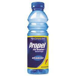 Propel Fit Water Lemon Flavored Water (Case of 24)