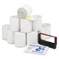 PM Perfection White and Canary Credit and Debit Verification Kit (Case of 10 Rolls)