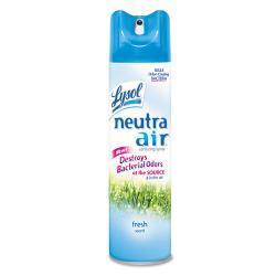 Lysol Neutra Air Fresh Scent Aerosol (Case of 12)