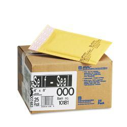Sealed Air Jiffylite Side Seam 4-inch x 8-inch Self-Seal Padded Mailer (Case of 25)