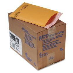Sealed Air Jiffylite Side Seam 5-inch x 10-inch Self-Seal Padded Mailer (Case of 25)