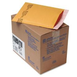 Sealed Air Jiffylite Side Seam 6-inch x 10-inch Self-Seal Padded Mailer (Case of 25)