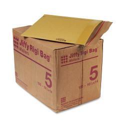 Jiffy Rigi 10 1/2-inch x 14-inch Bag Mailer (Case of 150)