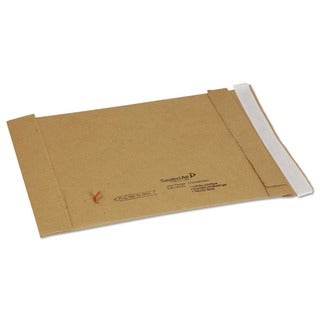 Sealed Air Jiffy #0, 6 x 10-inch, Natural Kraft, Padded Peel and Seal Mailer (Case of 250)