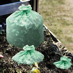 Stout EcoSafe-6400 30 Gallon Eco-friendly Bags (Box of 48)