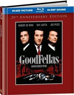 Goodfellas: 20th Anniversary DigiBook (Blu-ray Disc)