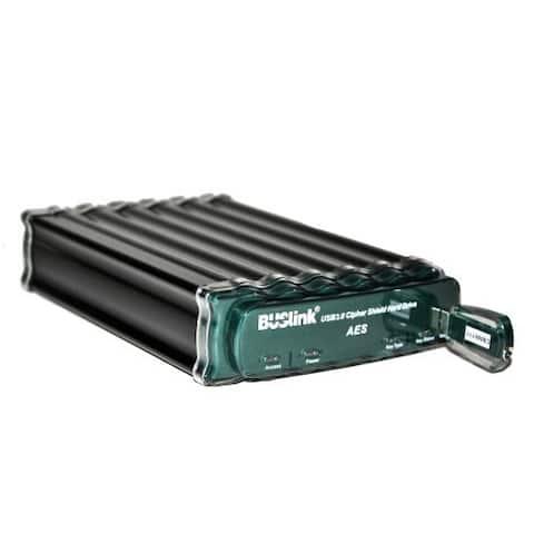 Buslink CipherShield 2 TB Hard Drive - SATA - External