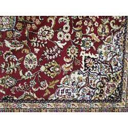 Anoosha Kashan Burgundy Rug (3'11 x 5'3) - Thumbnail 2