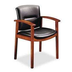 HON 5000 Park Avenue Vinyl Guest Chair