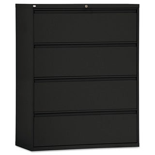Alera 5000 Series Four-Drawer Lateral File