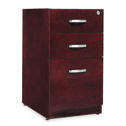 Alera Verona Veneer Series Box Pedestal File - Thumbnail 1
