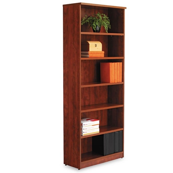 Alera Valencia Series Dark Brown Bookcase