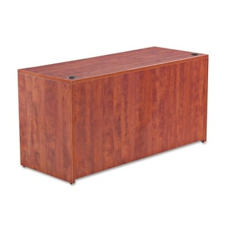 Alera Valencia Series Medium Cherry 59 1/8 in. W x 23 5/8 in. D x 29 5/8 in. H Credenza Shell